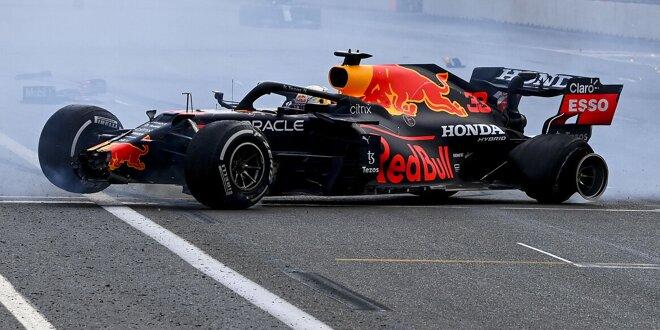 Pirelli-Erklärung: Das war die Ursache für die Reifenschäden - Red Bull wehrt sich gegen Vorwurf