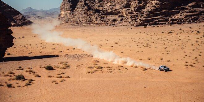 Rallye Dakar als Auftakt - erste Details stehen - Neu: Cross-Country-WM der FIA