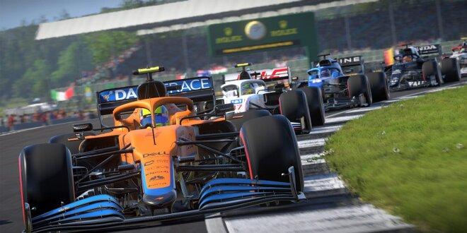 F1 2021 -  Neuer Trailer stellt Features und Gameplay in den Vordergrund