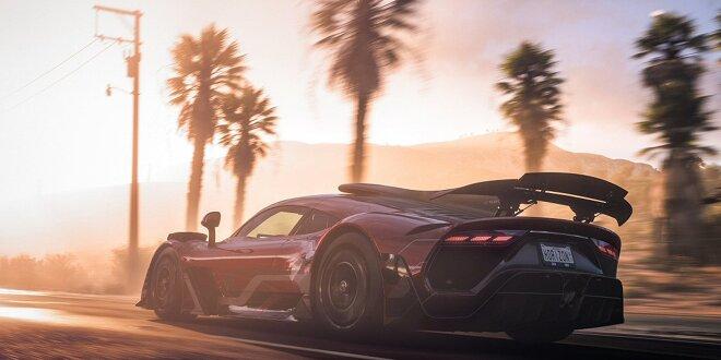 Playground Games -  Erste Infos, zwei Videos, Screenshots zu Forza Horizon 5