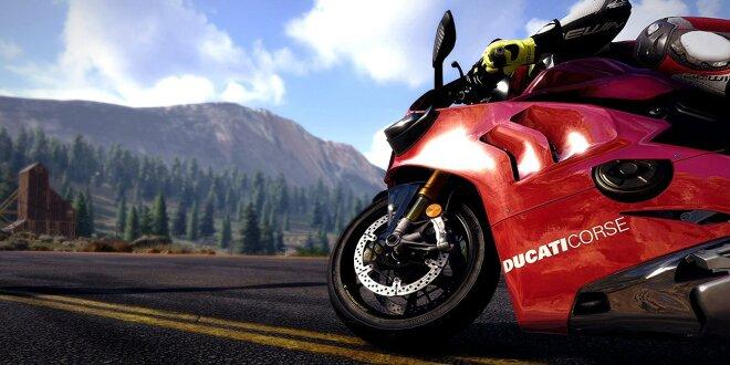 RiMS Racing - PC-Demo zum Motorradgame veröffentlicht