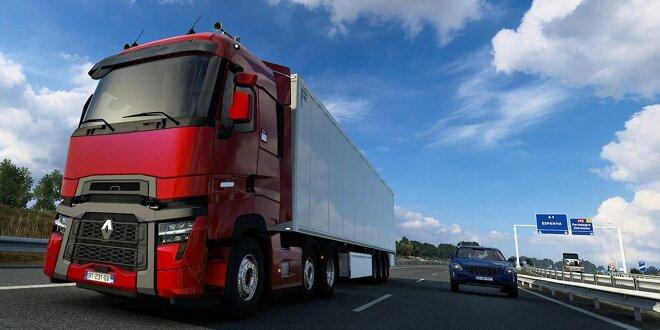 Euro Truck Simulator 2 -  Open Beta V1.41, Iberia-DLC-Update und Krone-Spezialdesign
