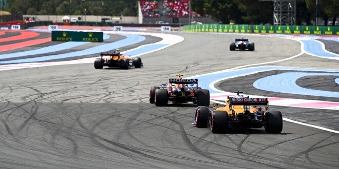 ANZEIGE: Frankreich-Grand-Prix 2021 bei Stake.com -  Jetzt auf den Rennsieger tippen!
