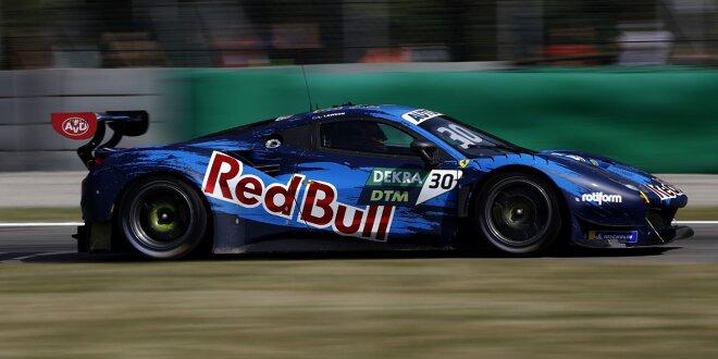 Red-Bull-Ferrari-Rookie sorgt bei Auftakt für Sensation - Lawson besiegt Mercedes-AMG