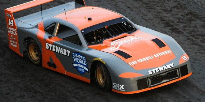 Erstes SRX-Rennen auf einem Dirt-Track - Triumph für Tony Stewart