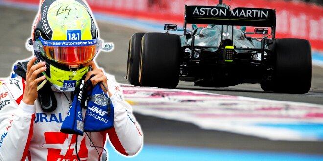 Formel-1-Liveticker: Der Grand Prix von Frankreich! - Red Bull überrascht mit Stopp #2