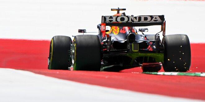 Starker Beginn für Red Bull Racing und AlphaTauri in Spielberg - Drei Red Bull in den Top 5!