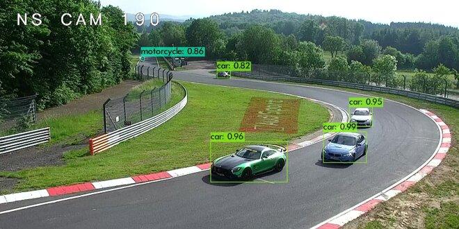 Nürburgring entwickelt neues Überwachungssystem -  Sicher dank Künstlicher Intelligenz