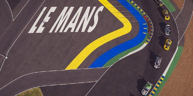 Gerard Neveu mit News zu 24h Le Mans virtuell und mehr - Wie die nächsten Schritte aussehen