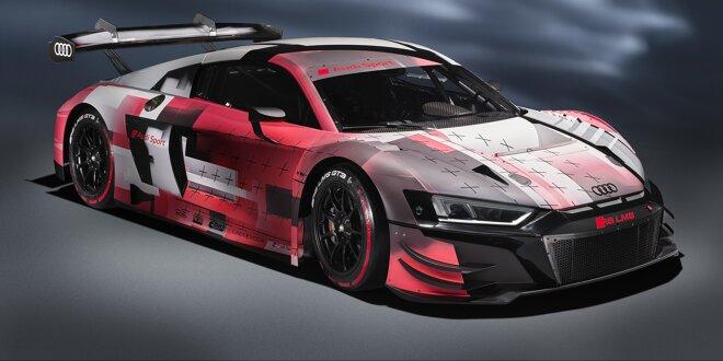 Zweite Evolutionsstufe des GT3-Dauerbrenners präsentiert -  Dieser Heckflügel!