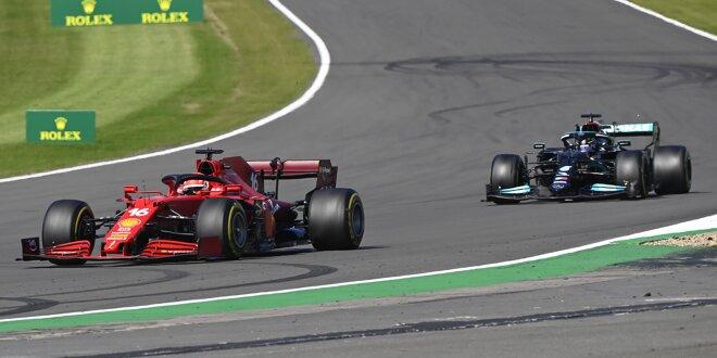 Charles Leclerc: Silverstone-Form wohl nur Eintagsfliege - Keine weiteren Sieghoffnungen?