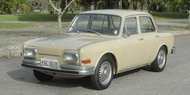 """VW-1600 """"Zé do Caixão"""" in Brasilien -  Kennen Sie den noch?"""