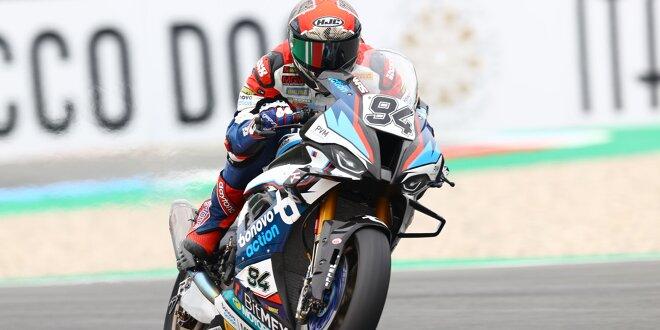 WSBK Assen Superpole: Kawasaki vor Yamaha und Ducati - Jonas Folger auf Startplatz sechs!