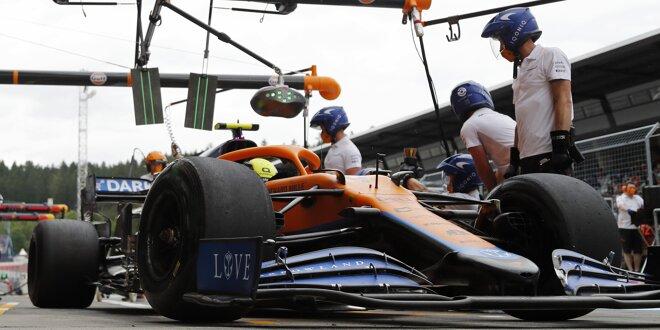 Kampf um WM-Platz drei - McLaren-Upgrades in Ungarn