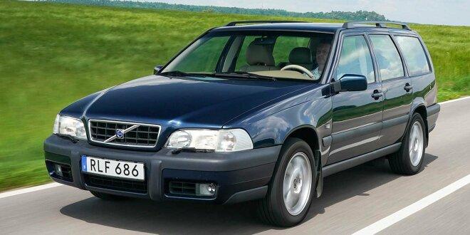 Volvo V70 XC AWD (1998) im Fahrbericht -  Alter Schwede!