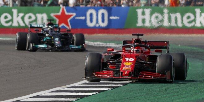 Ferrari im Aufwind: Silverstone als Mutmacher -  Schon jetzt mehr Punkte als 2020