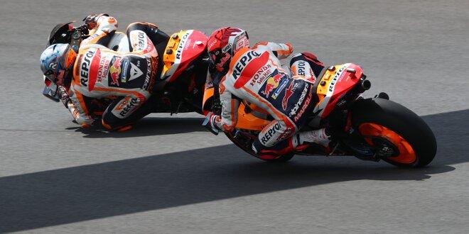 """Pol Espargaro beschreibt Stimmung im Honda-Team - Marquez """"sorgt bei allen für Druck"""""""