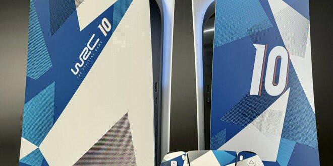 WRC 10 -  Neues Design für Xbox Series-Konsolen und PS5 enthüllt