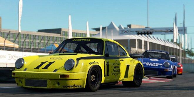 Automobilista 2 -  V1.2.2.0 jetzt mit Porsche RSR 3.0, neuen Strecken und mehr