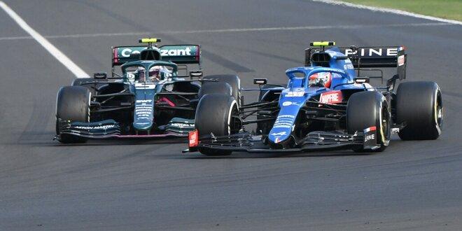 Vettel erneut auf dem Podium für Aston Martin, aber ... - Gemischte Gefühle nach P2!