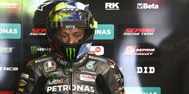 Red-Bull-Ring nicht optimal für Yamaha -  Rossi bremst die Erwartungen