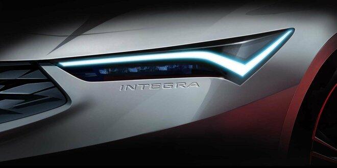 Acura lässt einen berühmten Namen wieder aufleben -  Integra-Comeback überraschend