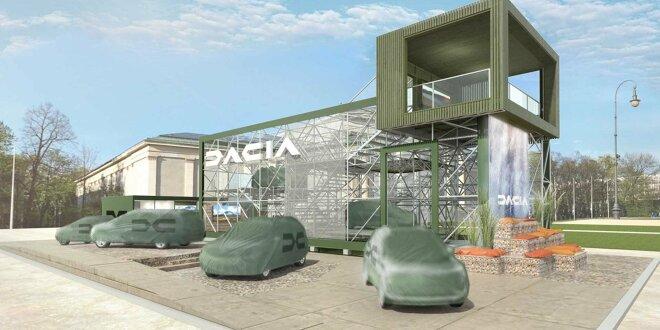 Neue Modelle, neues Logo, neuer Auftritt ... - Dacia auf der IAA Mobility