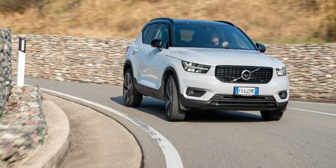 Anzeige: Neuwagen inkl. Haustürlieferung f. Privat- & Gewerbe - Volvo XC40 für nur 229 Euro/Monat