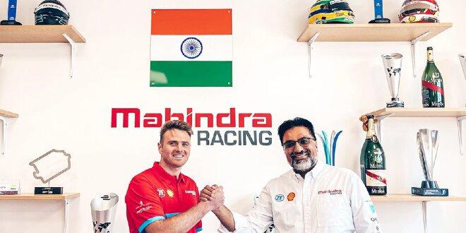 Mahindra-Fahrerbekanntgabe für 2022 - Oliver Rowland folgt auf Alex Lynn