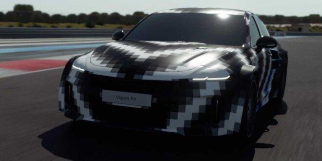 680-PS-Sportler zeigt Hyundais Brennstoffzellen-Zukunft - Hydrogen Vision 2040 enthüllt