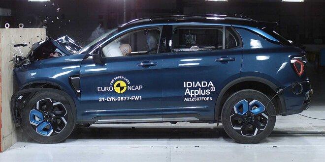 Auch die Modelle von Subaru, Toyota und Audi mit Bestnoten ... -  Chinesische SUVs erhalten 5 Sterne