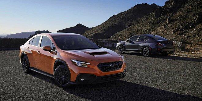 Turbo-Boxer und Performance-Getriebe sind mit an Bord ... - Debüt mit 275 PS für den US-Markt