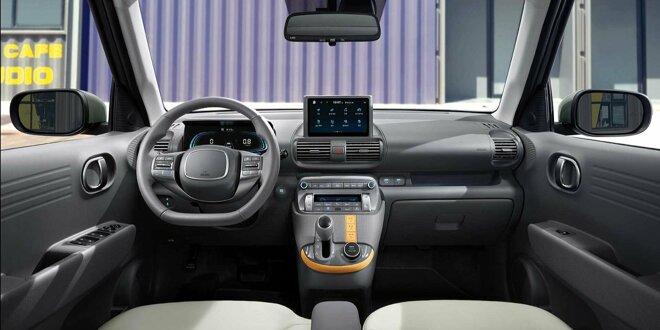Hyundai Casper und sein Innenraum -  So toll ist das Mikro-SUV