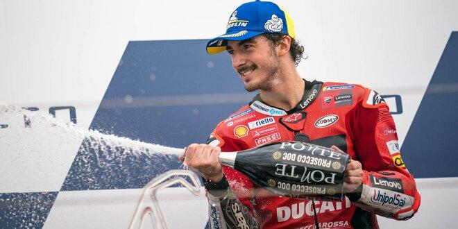 MotoGP-Liveticker Misano 1: Der Renntag -  LIVE: Jetzt das Moto2-Rennen