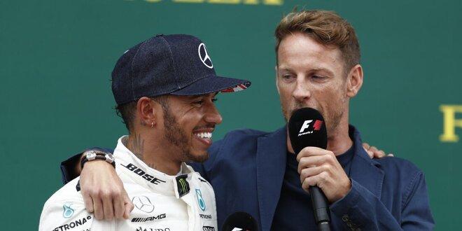 """Button & Rosberg einig: Russell darf nicht zurückstecken! - """"Lewis war damals naiv!"""""""