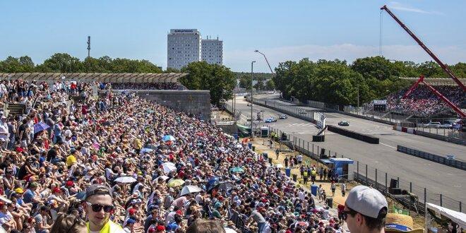 DTM-Finale Norisring -  Jetzt noch Tickets für den legendären Stadtkurs sichern!