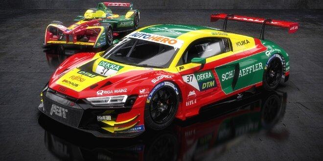 Abt-Gaststarts als Geschenk zum Formel-E-Abschied - Lucas Di Grassi gibt DTM-Premiere