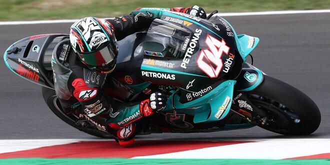 """Andrea Dovizioso analysiert die Yamaha M1 -  """"Kann Potenzial noch nicht nutzen"""""""