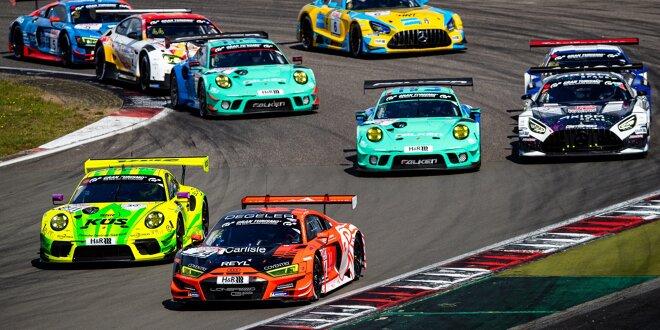 SP9-Aston, Landgraf-AMG, neue Porsches und Uwe Alzen - Haufenweise Premieren bei NLS8