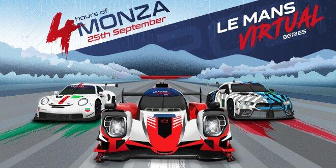 Startschuss für die virtuelle Le-Mans-Serie - Teilnehmer bereit für den Auftakt