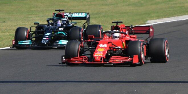 """Wie Charles Leclerc über Hamilton und Verstappen urteilt - """"Mehr auf der sauberen Seite"""""""