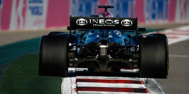 """Mercedes will """"von Wochenende zu Wochenende"""" denken - Kein vierter Motor für Hamilton"""