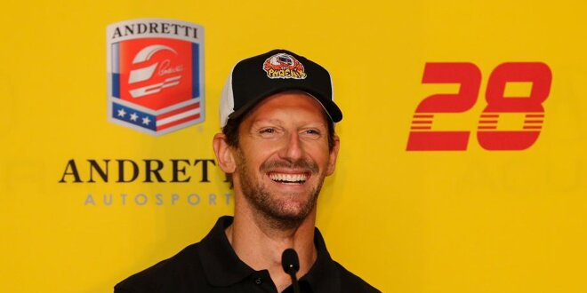Romain Grosjeans IndyCar-Teamwechsel ist offiziell - Ab 2022 volle Saisons für Andretti