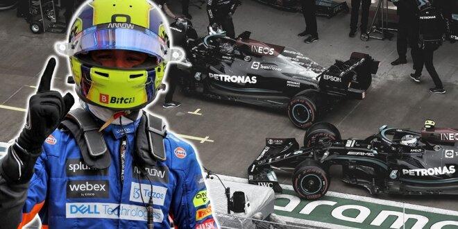 """Formel-1-Liveticker: Führt Russell morgen nach dem Start? - """"Wäre nicht überrascht, wenn ..."""""""