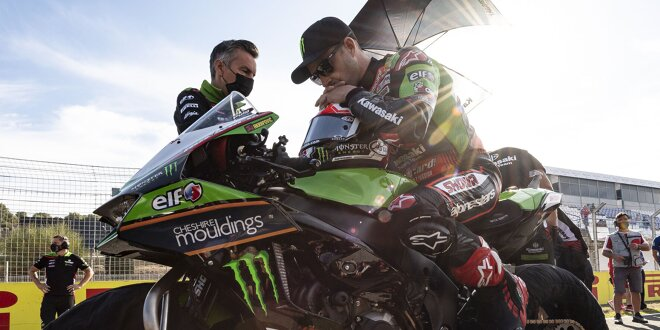 Kawasaki in der Superbike-WM nur noch dritte Kraft - Naht das Ende der Erfolgsserie?