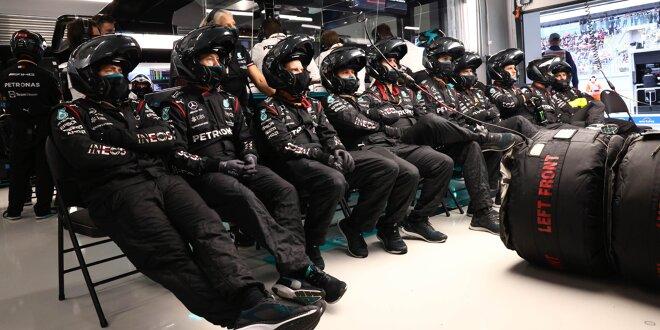 Mercedes und McLaren: Mit unfairen Tricks gearbeitet? - Es war kein Regelverstoß!