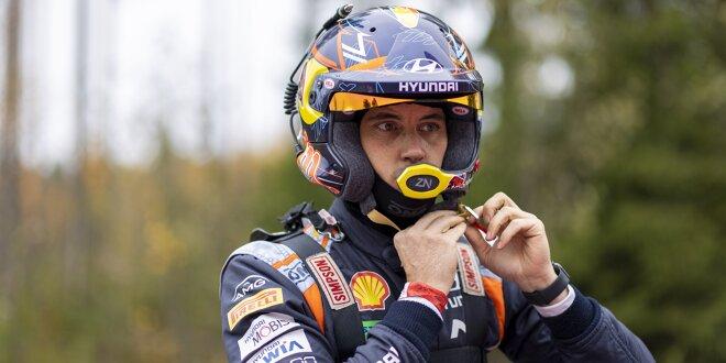 """""""Wie ein Formel-E-Auto auf einer Rallyestrecke"""" - Neuville analysiert Rally1-Autos"""
