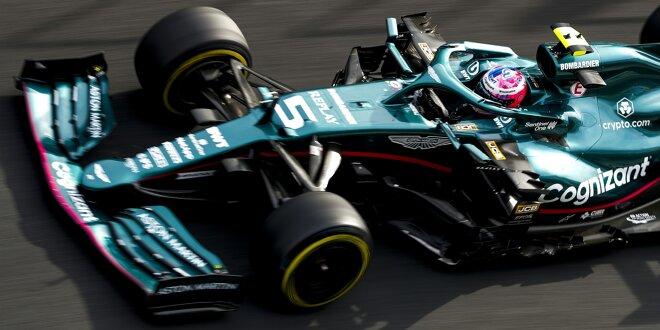 Motorwechsel vor USA-Grand-Prix in Austin: -  Startplatzstrafe für Vettel!