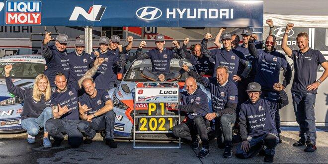 Anzeige: Meister bei Fahrern, Teams, Junioren und Trophy - Perfekte Saison für Hyundai!