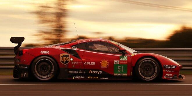 Ferrari tobt über BoP-Änderung in WEC-Titelkampf - 25 PS weniger in Bahrain!